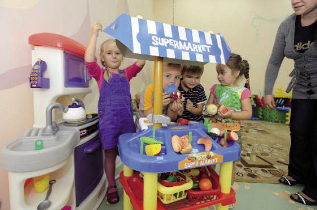 Опыт общения со сверстниками ребенок может получить только в детских группах.