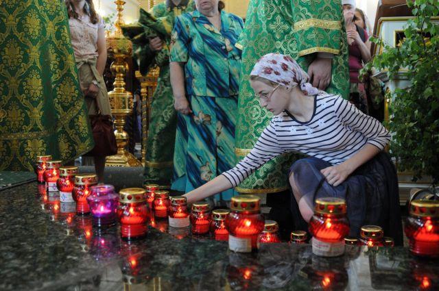 В уральских храмах прошла акция против абортов