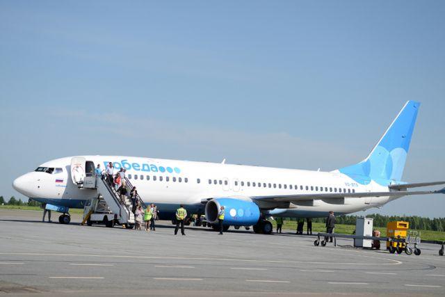 Летать в Москву кировчане будут на комфортабельных самолетах типа Boeing 737-800.
