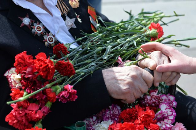 Часто после 9 Мая о ветеранах все забывают до следующего праздника. В наших силах - помнить!