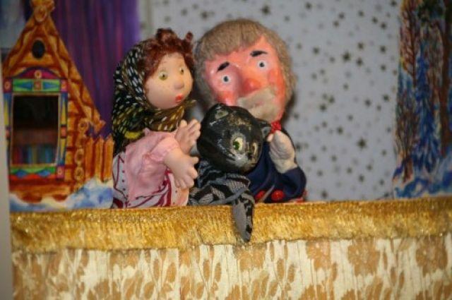Кировчан ждут кукольные спектакли.