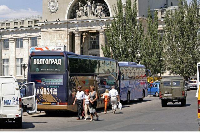 В Волгограде из-за ремонта