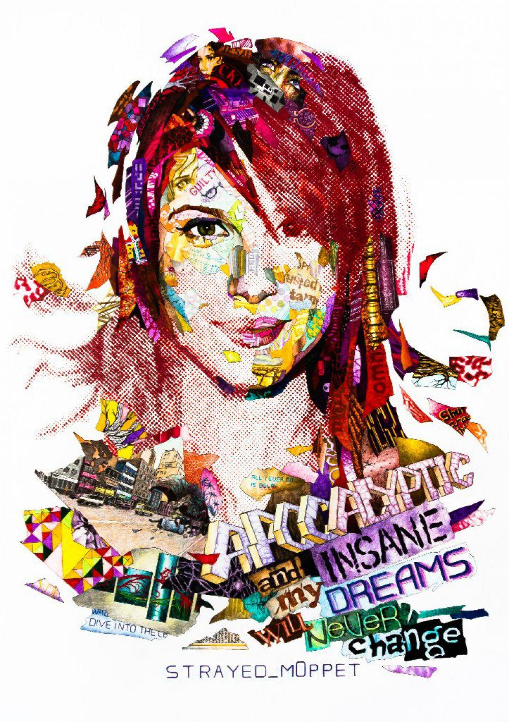 Хейли Николь Уильямс - вокалистка американской рок-группы «Paramore».