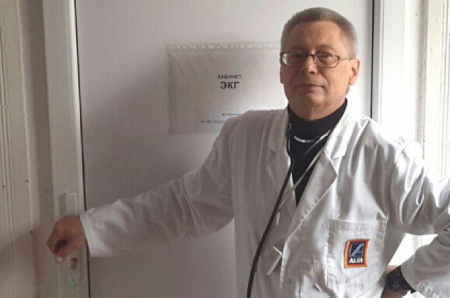 Валерий Михайличенко.