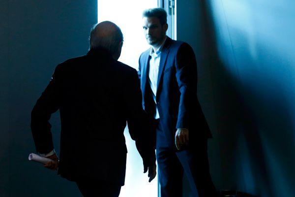 2015 год. Йозеф блаттер объявил, что покидает ФИФА.