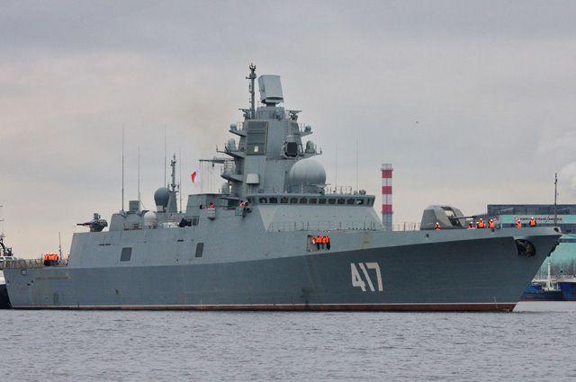 Газотурбинными установками производства Украины оснащаются, в частности, фрегаты типа «Адмирал Горшков».