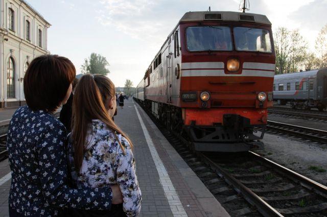 На Одесской железной дороге произошел взрыв