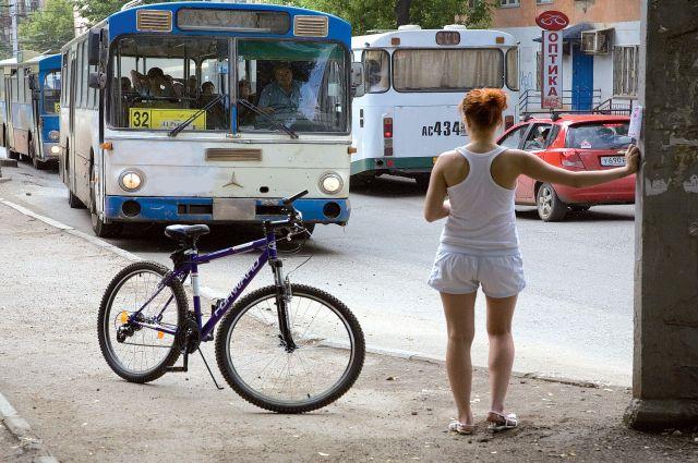 Остановки транспорта станут удобнее.