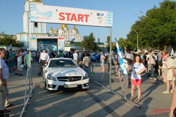 Electric Marathon 2015
