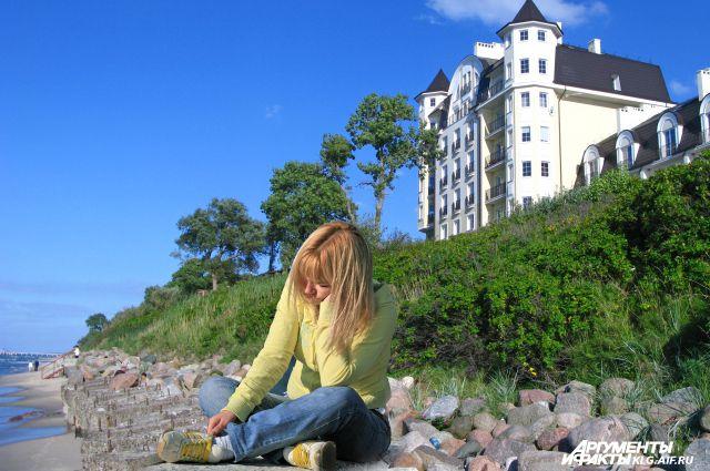 Мечтать о доме у моря можно только имея неплохой денежный запас.