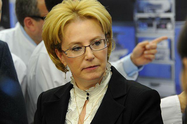 Вероника Скворцова приедет в Омск с рабочим визитом.
