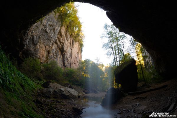 Чинарский водопад.