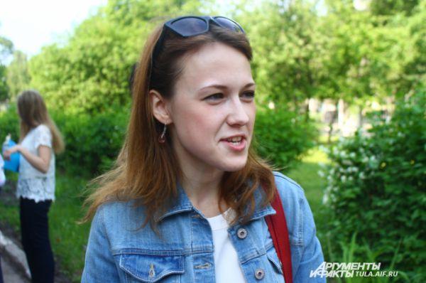 Кстати поддержать воспитанников пришли учителя русского языка и литературы