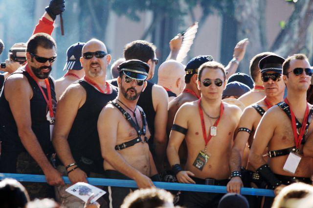 Марш гомосексуалистов в киеве
