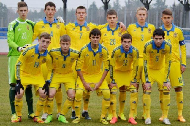 Надежда украинского футбола
