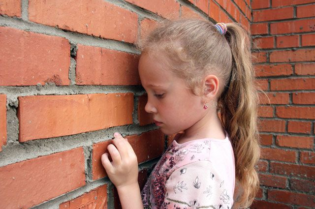 Грустные мысли. Стресс у ребёнка чреват серьёзными заболеваниями ...