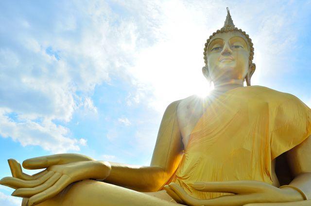 Буддийский храм открывается в Новосибирске