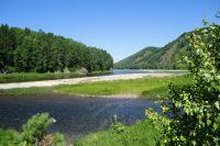В окрестностях Чебулинского района остались нетронутые уголки природы.