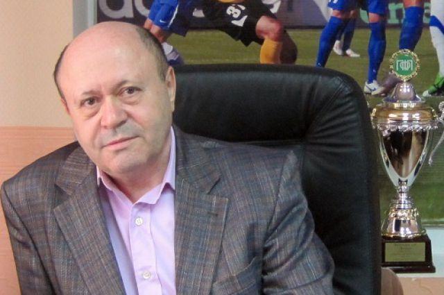 Михаил Цикель.