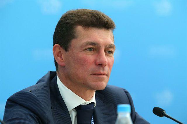 Министр труда и соцзащиты Максим Топилин.