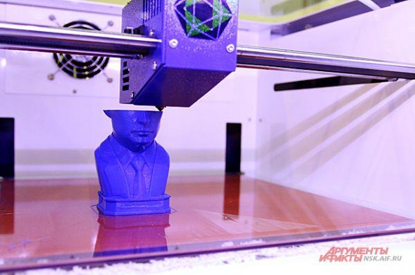 А на 3Д принтере можно будет сделать любые фигуры.