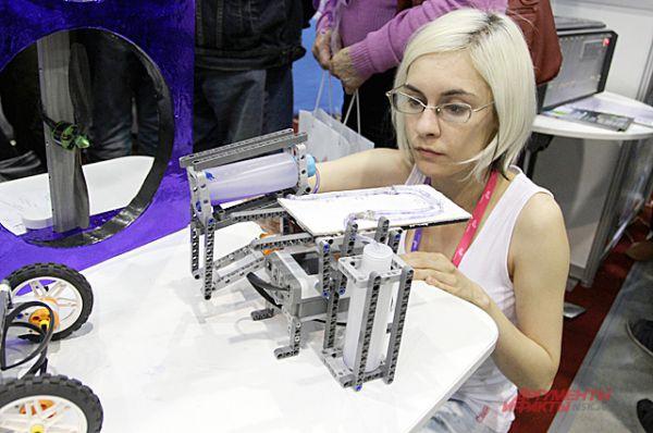 Наша страна полна талантливых молодых учёных, которые знают всё о современных технологиях.