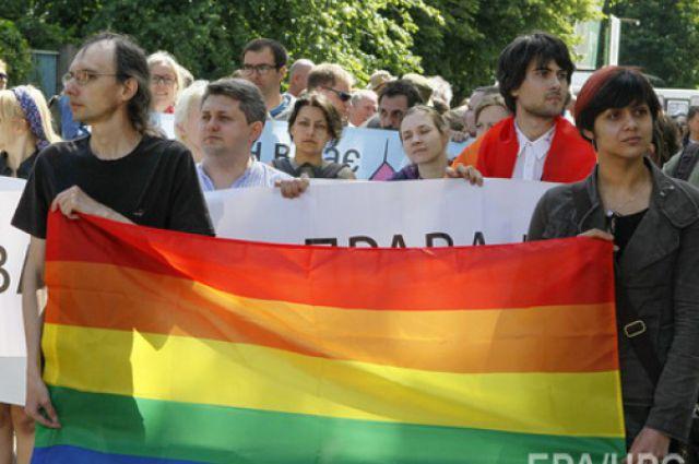 ВКиеве всубботу пройдет «Марш равенства»