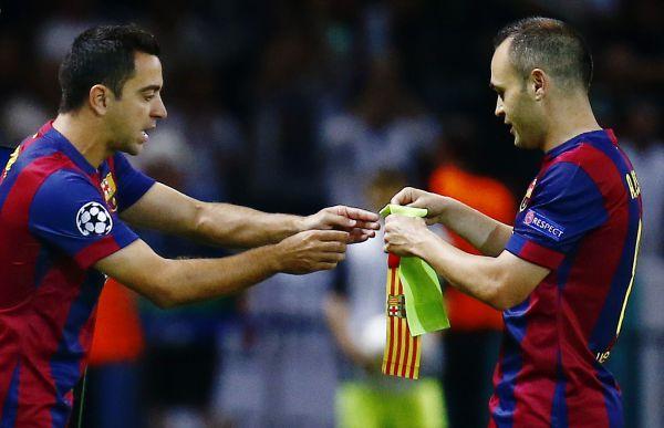 Иньеста стал первым игроком «Барселоны», сыгравшим в четырёх финалах ЛЧ. Что же касается Чави, то он покидает «Барсу», хотя и стал в ее составе рекордсменом по количеству проведенных матчей в Лиге чемпионов – 151.
