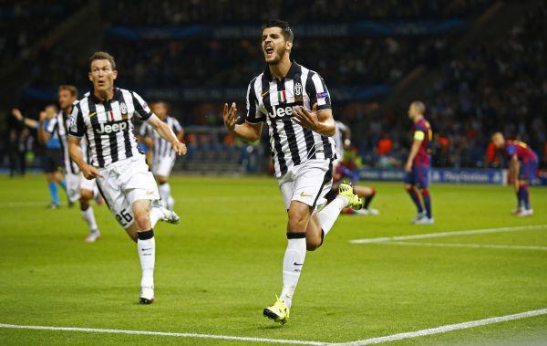 Символично, что гол «Барсе» забил воспитанник «Реала» Альваро Мората.