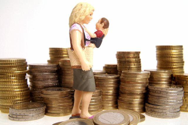 Житель Новосибирской области платил дочери алименты в 15 рублей