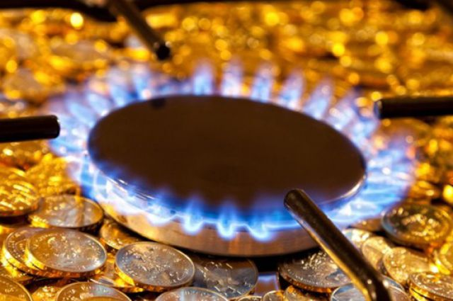 Пенсионеры будут отдавать половину пенсии за газ