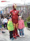 Фото на память с Железным Человеком.