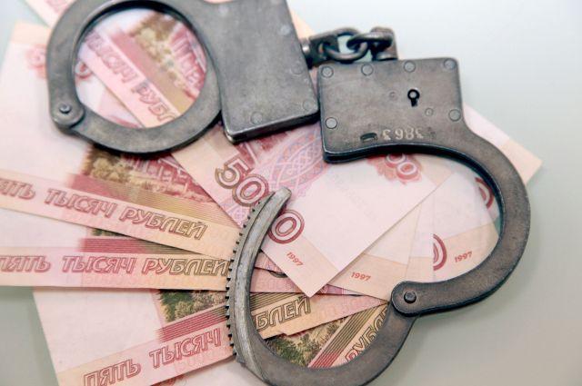 Взяткодатель задержан и осуждён.
