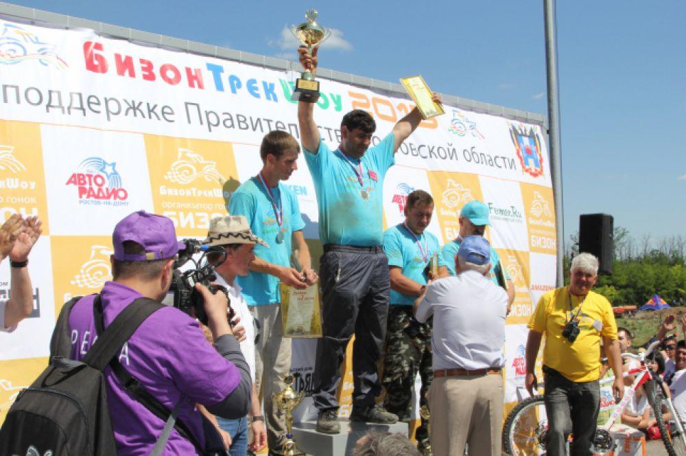 Радость победителя - Али Ахметова.