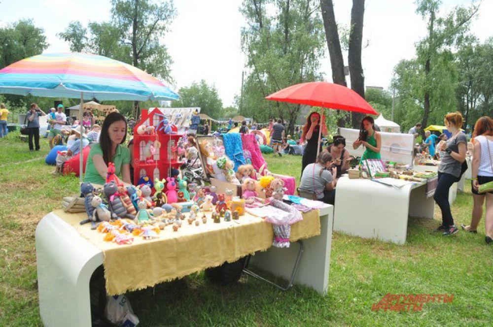 В Омске весело и полезно прошёл экопикник.