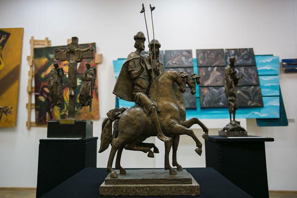 Борис и Глеб - первые русские святые