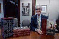 Заведующий Европейским читальным залом Библиотеки конгресса США г-н Грант Харрис.