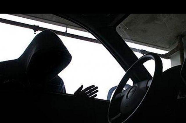 Автоугонщику не удалось скрыться от правосудия.