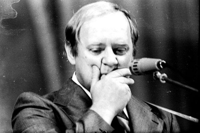Юрий Визбор, 1970 год.