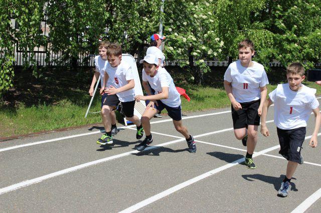 Соревнования пройдут на стадионе школы № 56.