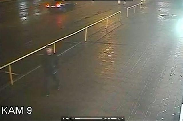 Мужчину нашли благодаря видео.
