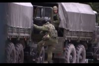 Армия в боевой готовности