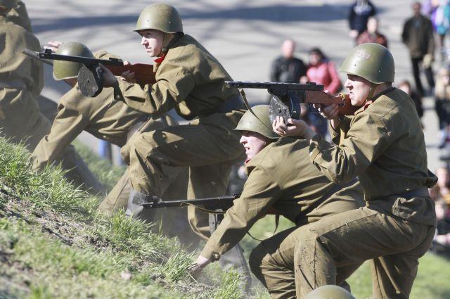 Военно-исторический фестиваль пройдёт в Новосибирской области