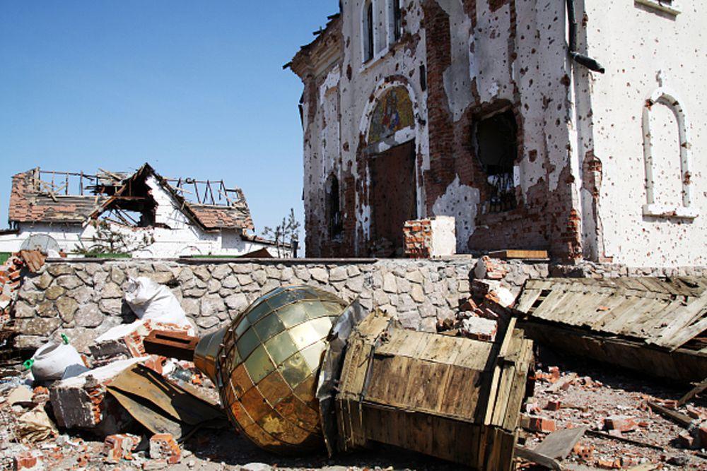 Кроме того, более 1,3 млн жителей Украины, покинувших свои дома, нашли приют на украинской территории, став внутренне перемещенными лицами, сообщил Ларке со ссылкой на данные киевских властей.