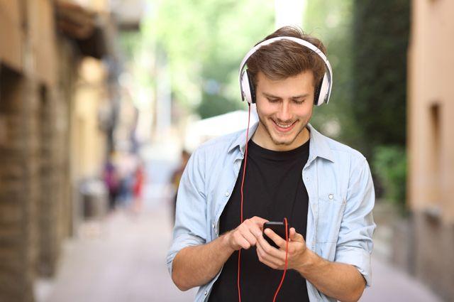как прослушать музыку - фото 10