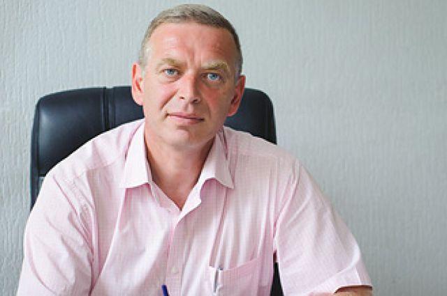 Валерий Черкасов.