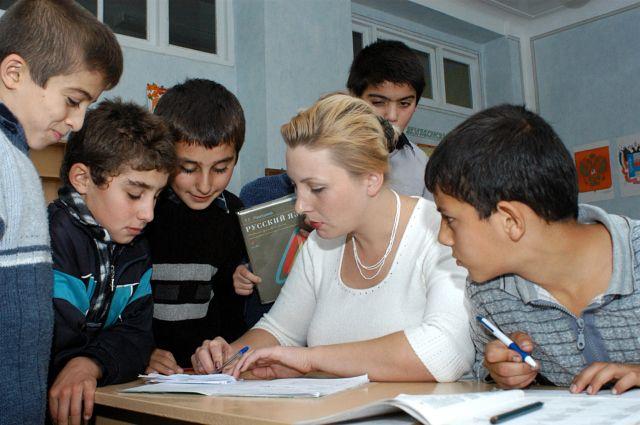 Школьникам помогут развить свои таланты.