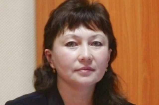 Альбина Шафигина.