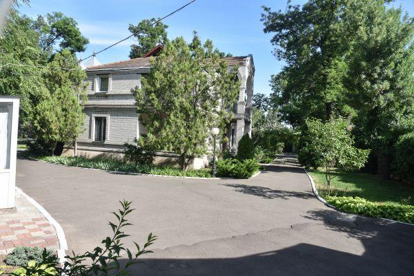 Государственная дача Михаила Саакашвили