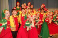 Ансамбль танца «Раздолье» из Михайловского – неоднократный лауреат Дельфиских игр.